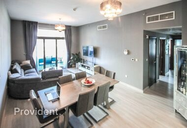 Upgraded w/ Maid's Room|Close to Metro Station