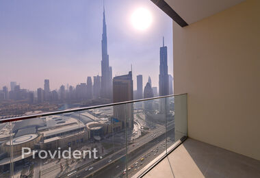 إطلالة كاملة على برج خليفة | متصل بدبي مول
