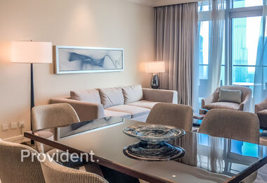 Fountain Views | Brand New | Furnished