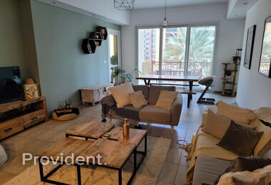 Stunning 2BR Plus Maid | Direct Access to Mall
