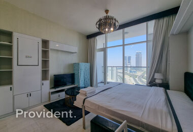 Furnished   Brand New   High Floor   Vacant