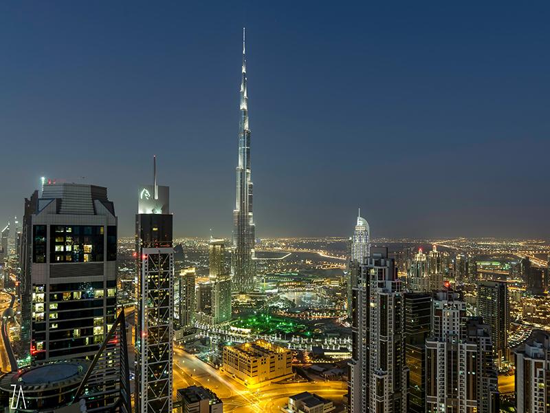 Центр города View1402298824 - Центр города Дубай