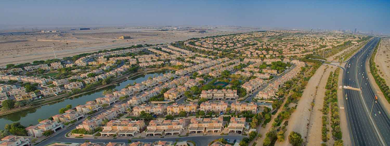 Dubai Sports City 3
