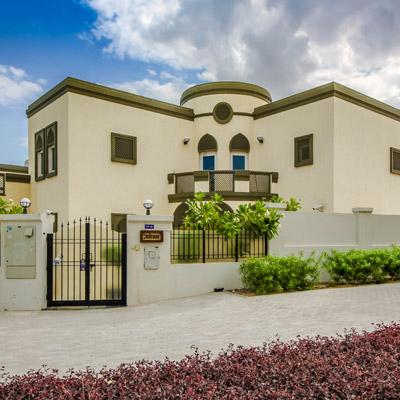 Jumeirah Park Regional Villa - Regional