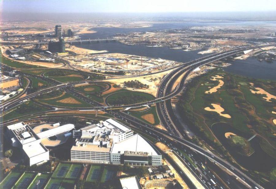 Ras Al Khor Bridge   Hi res - Ras Al Khor