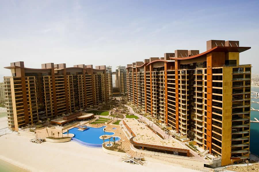 Tiara Residences Palm Jumeirah - Tiara Residences