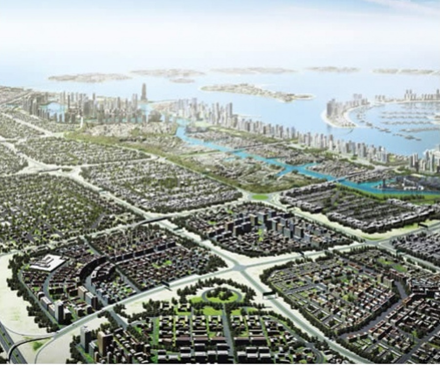 dubai waterfront main l - Dubai Waterfront