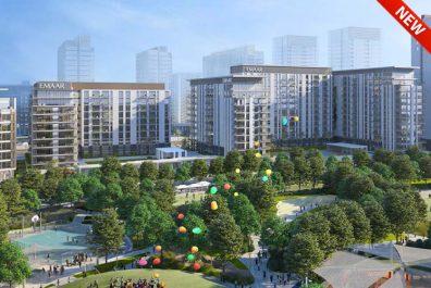 行政公寓Park Ridge-by-Emaar