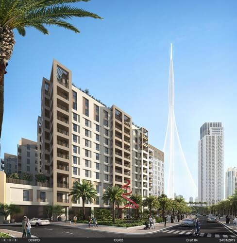 Bayshore 4 - Summer by Emaar at Creek Beach