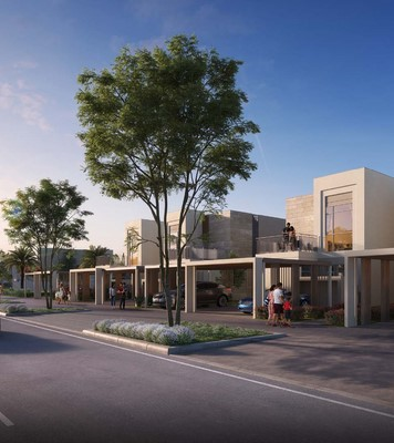 EXPO GOLF VILLAS 3 8 2 - Parkside Expo Golf Villas Phase III by Emaar