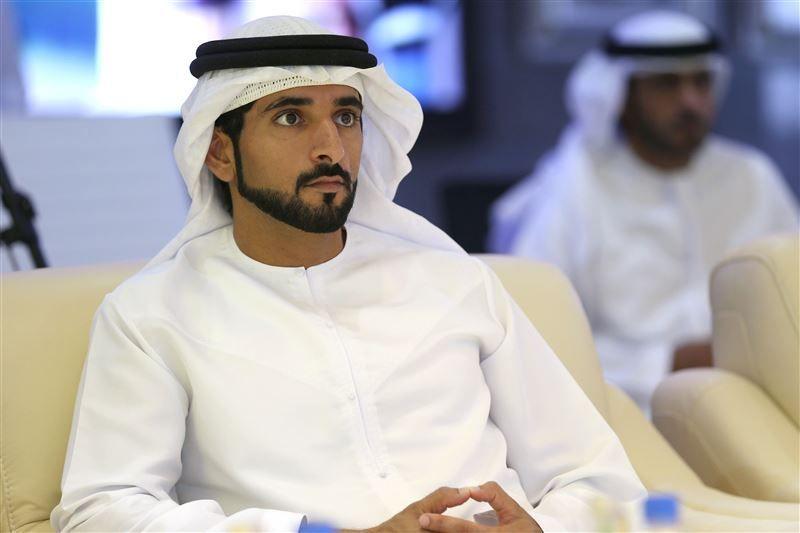 Dubai Crown Prince Sheikh Hamdan bin Mohammed Al Maktoum.