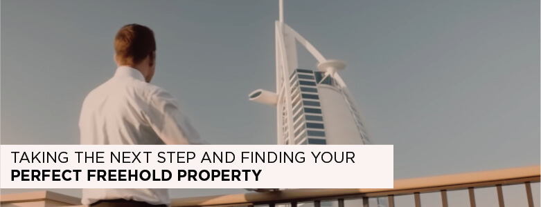 Taking The Next Step And Finding Your Perfect Freehold Property