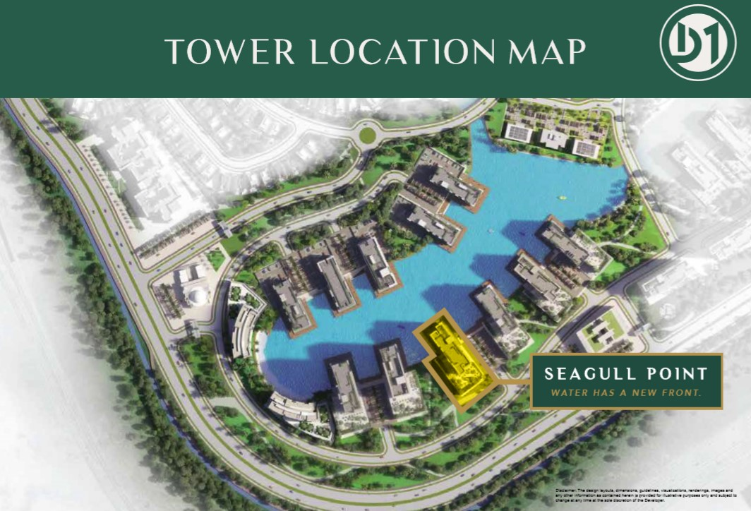 Seagull Point Residences at District One