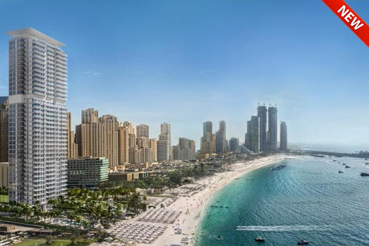 卓美亚Beach Residence迪拜酒店的La Vie