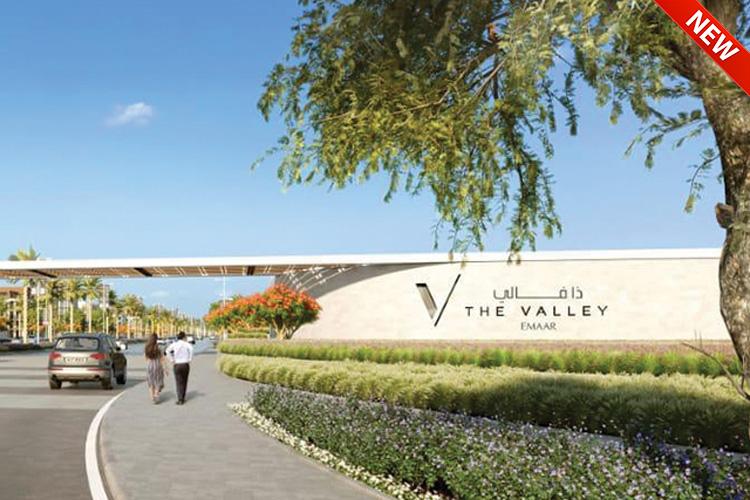 The Valley Emaar