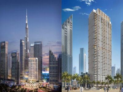 Burj Crown by Emaar at Downtown Dubai