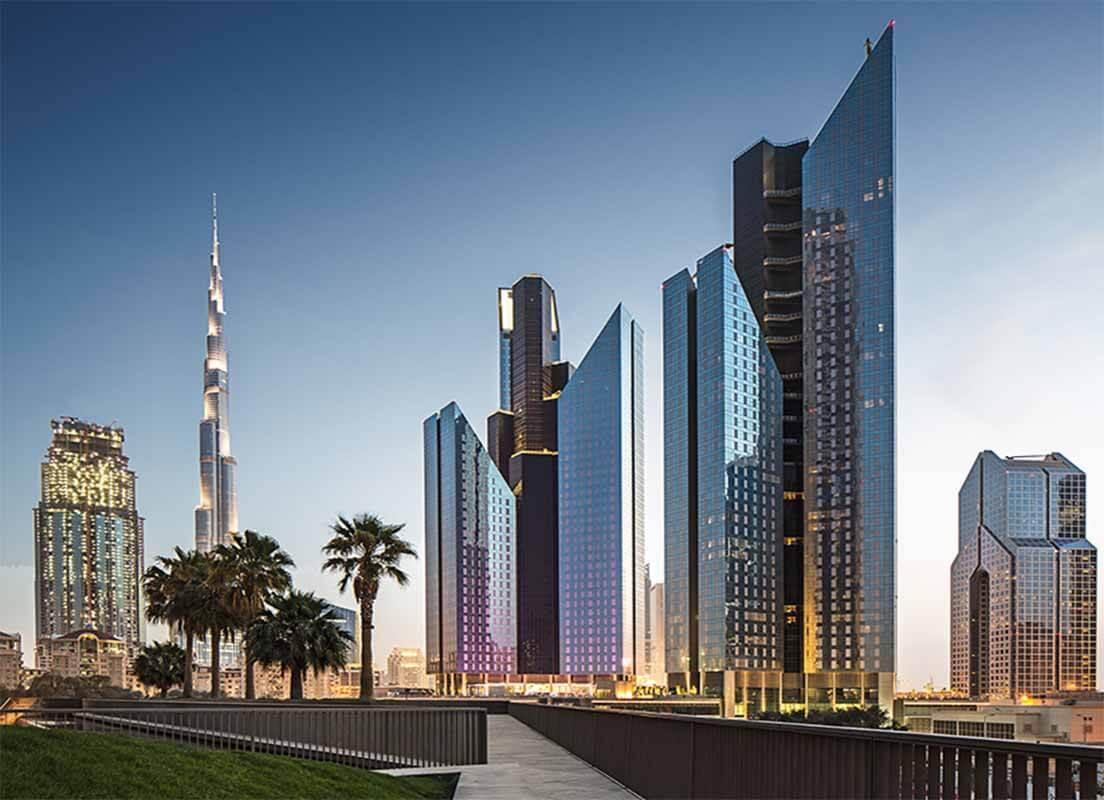 DIFC Zabeel Properties