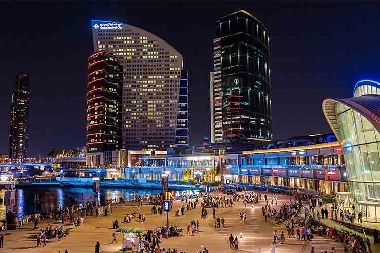 Dubai Festival City Preview