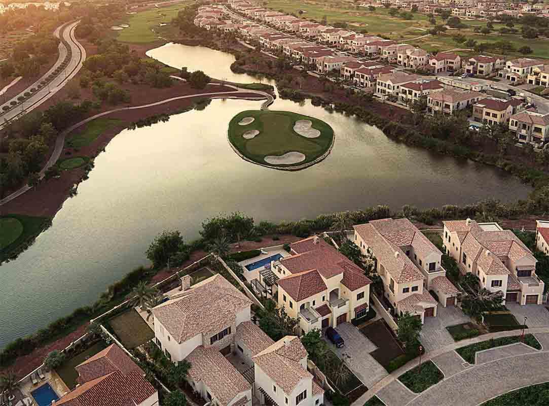 Jumeirah Golf Estates1