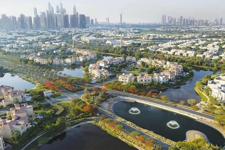 jumeirah park 1 - Jumeirah Park
