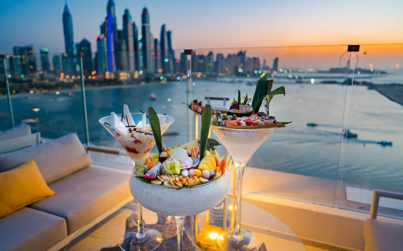 Palm Jumeirah Restaurant