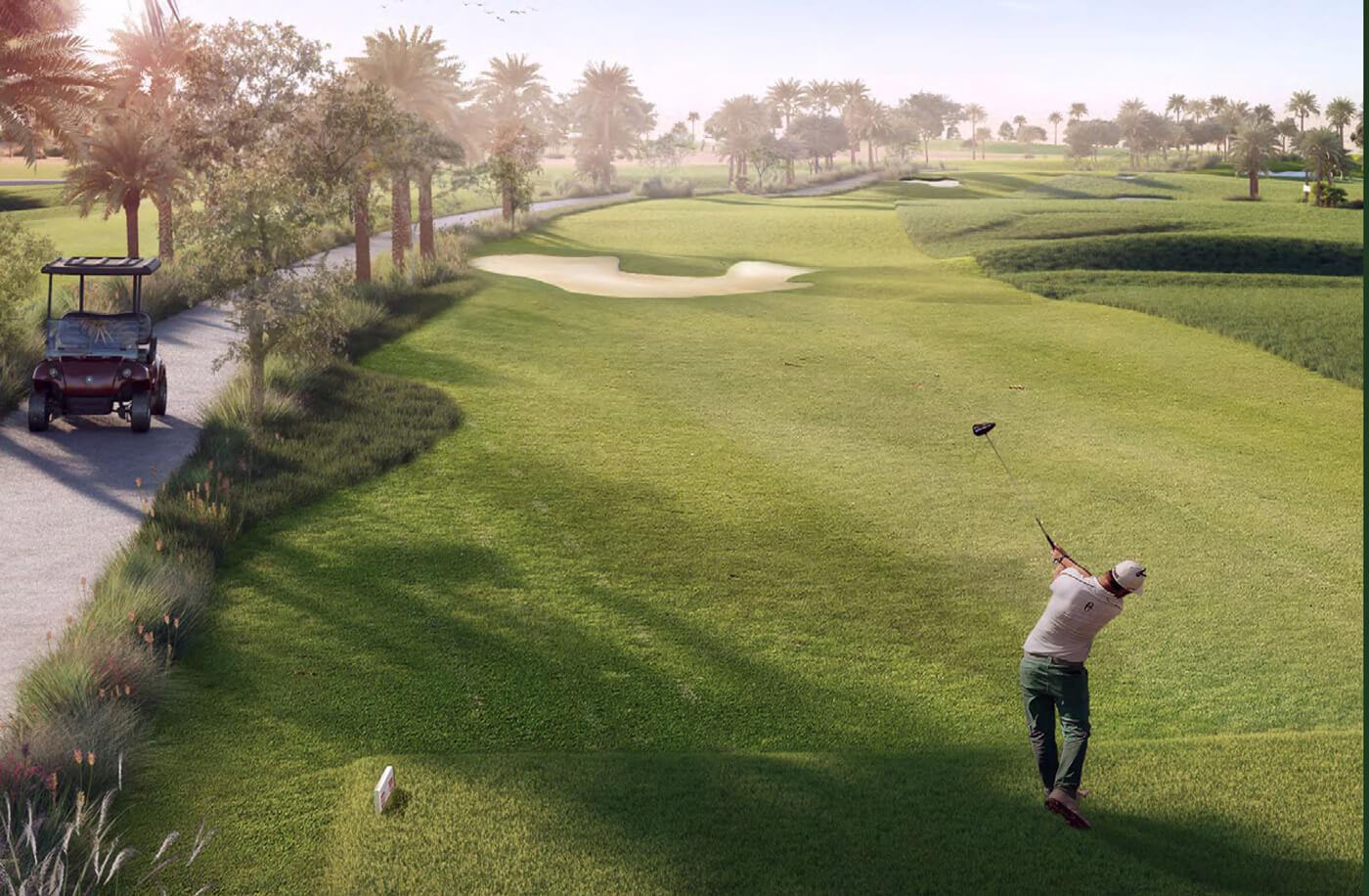 Emaar South Golf Course