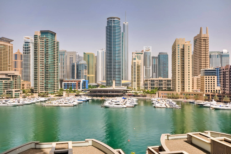 عقارات مرسى دبي