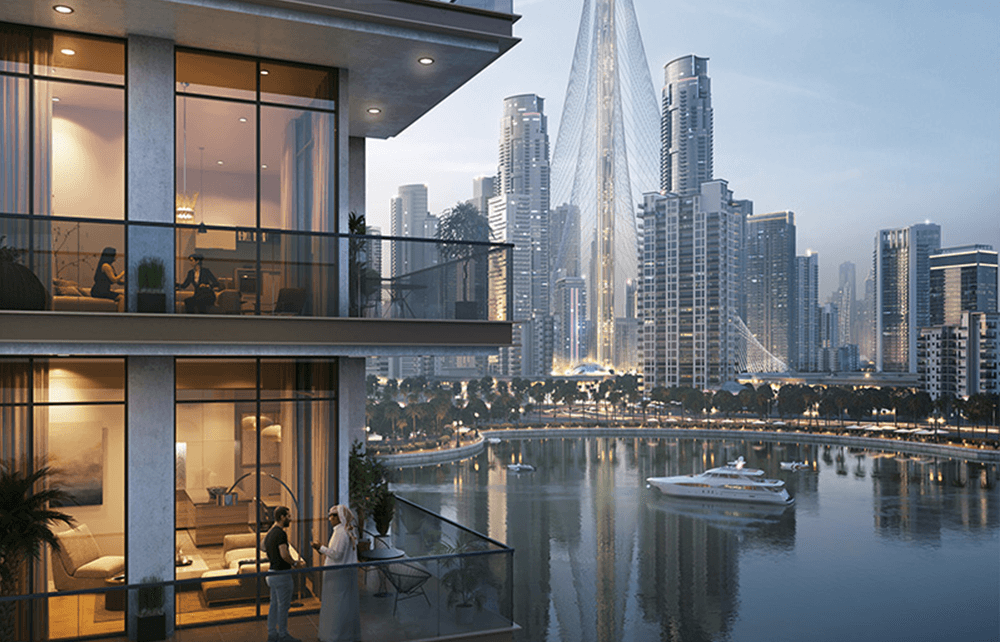 ex1 1 - The Cove at Dubai Creek Harbour by Emaar