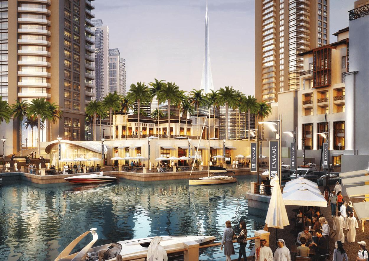 ex2 - Creek Horizon at Dubai Creek Harbour