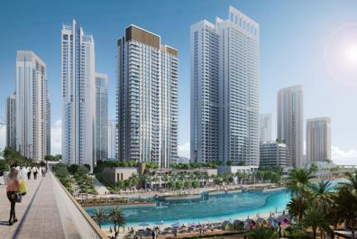 قصر 396 × 265 - قصر الخور في ميناء خور دبي