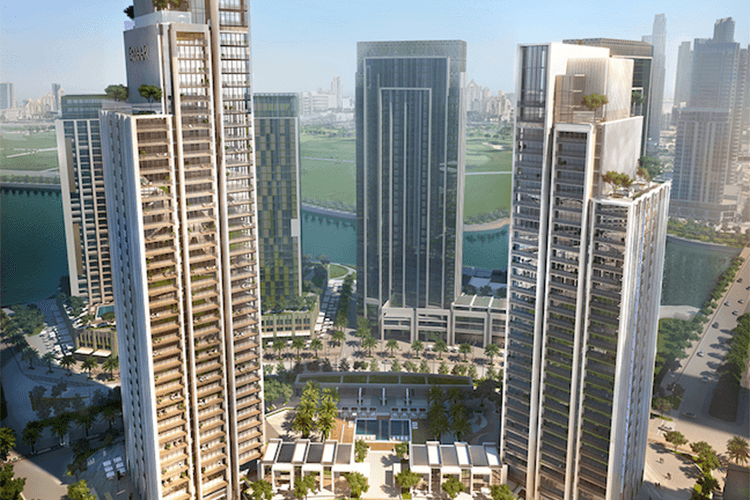 preview 3 - Harbour Gate at Dubai Creek Harbour