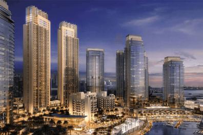 preview 4 396x265 - Harbour Views at Dubai Creek Harbour
