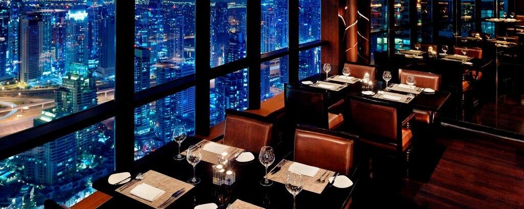 مطاعم في مرسى دبي