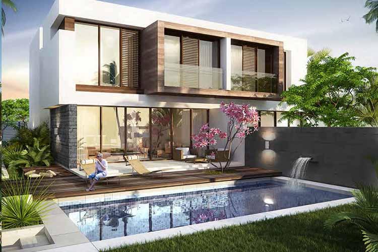 ex1 13-迪拜派拉蒙酒店集团的DAMAC别墅