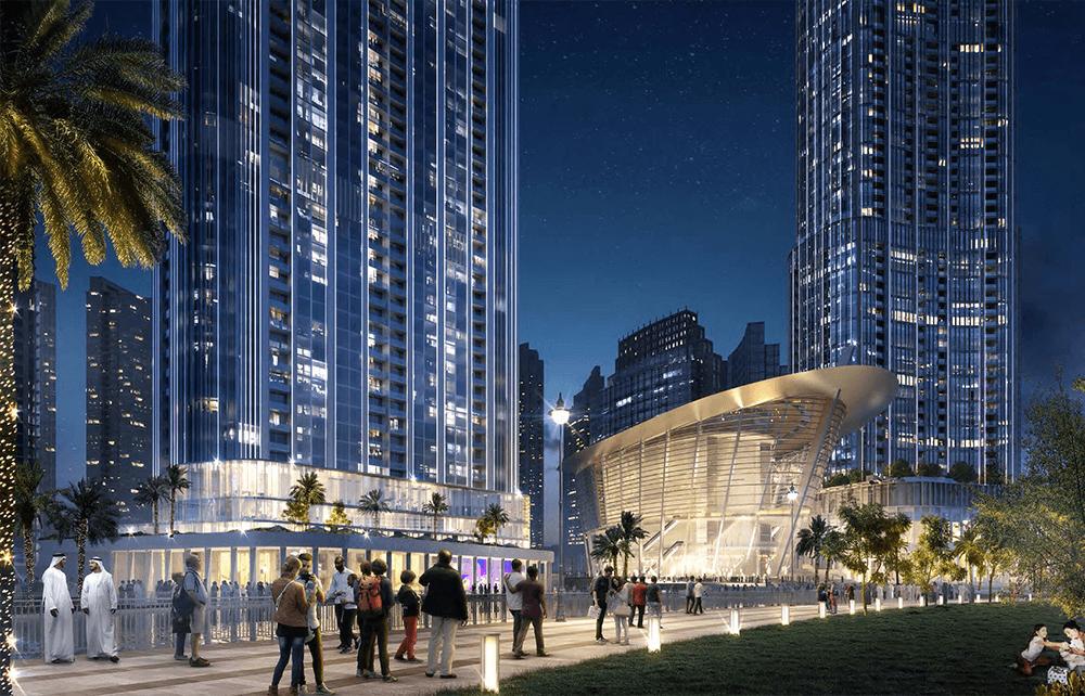 ex2 11 - Grande at Downtown Dubai by Emaar