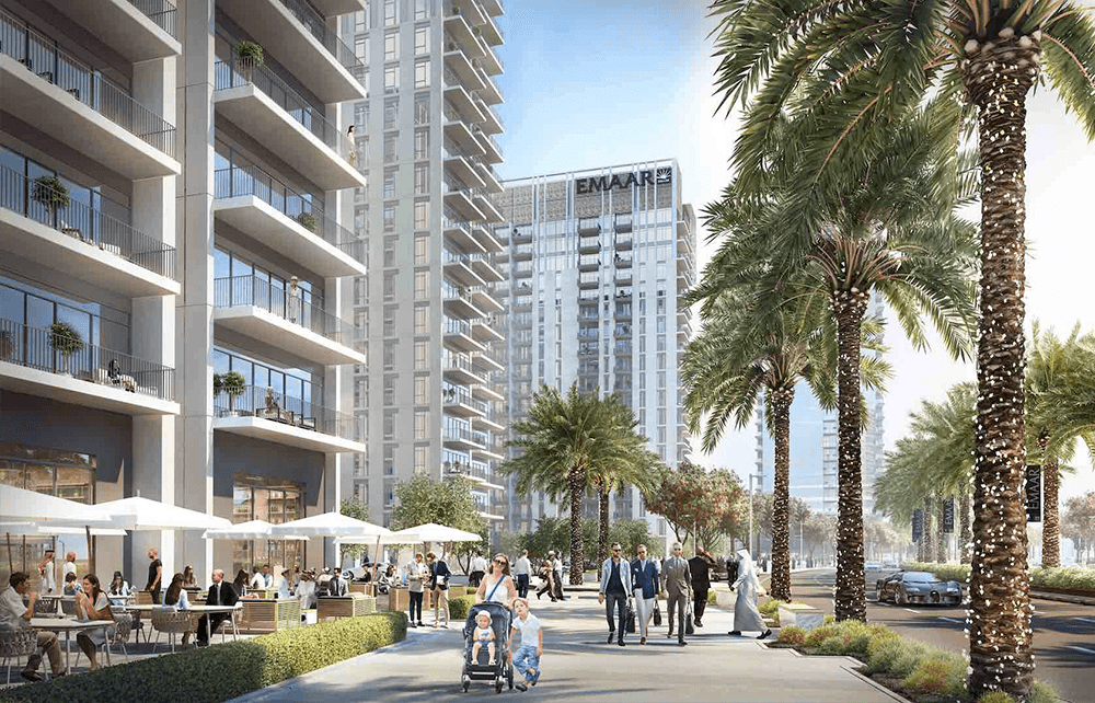 ex2 4 - Park Heights at Dubai Hills Estate by Emaar