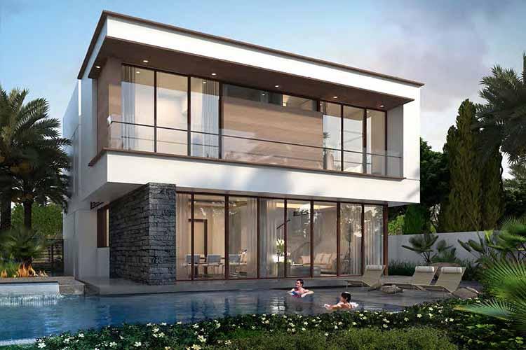 ex2 6-迪拜派拉蒙酒店集团的DAMAC别墅