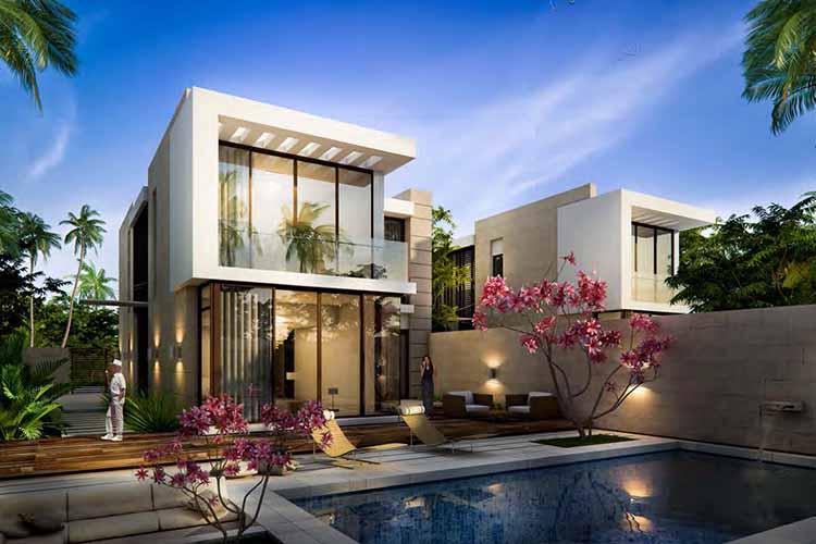 ex3 4-迪拜派拉蒙酒店集团的DAMAC别墅