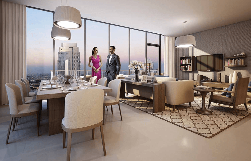 in1 13 - BLVD Heights at Downtown Dubai by Emaar