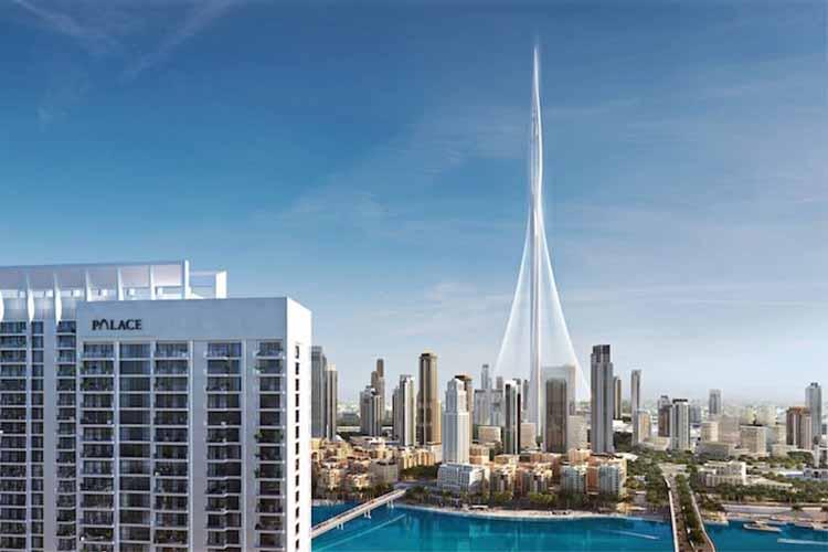 Dubai Creek Harbour Предварительный просмотр