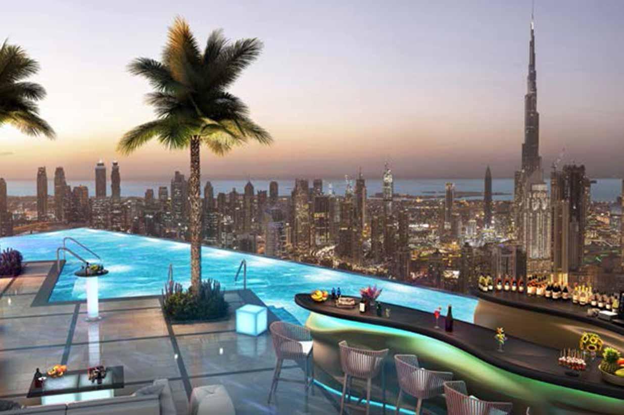 SLS Dubai Hotel & Residences 1