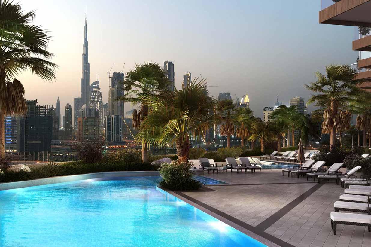 SLS Dubai Hotel & Residences 2
