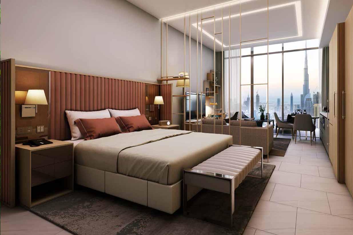 SLS Dubai Hotel & Residences 3