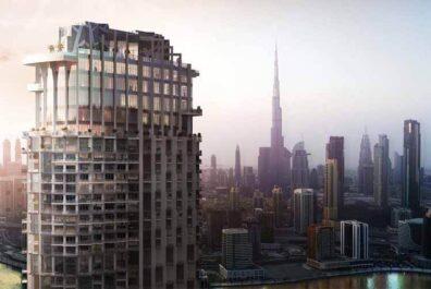 SLS迪拜酒店及公寓预览