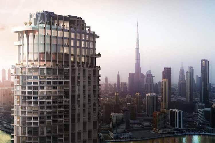 Предварительный просмотр SLS Dubai Hotel & Residences