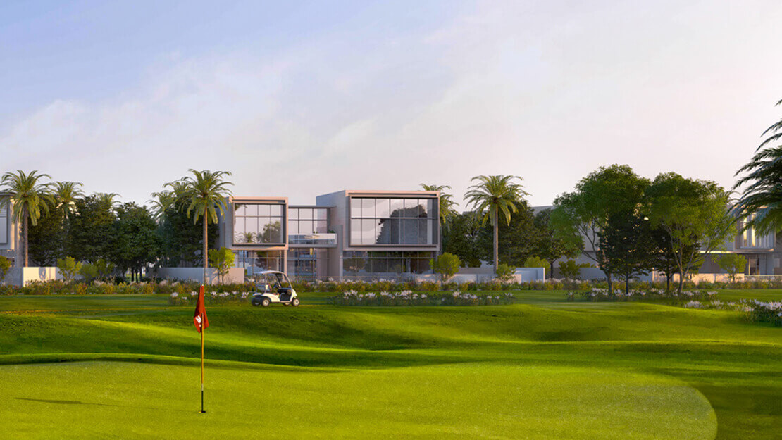 dubai hills estate golf