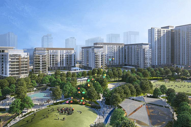 dubai hills estate preview