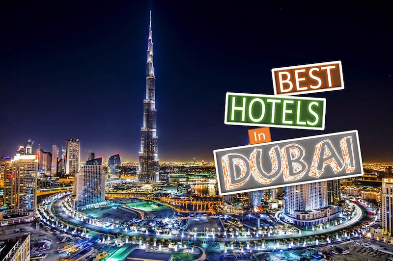 Top 5 Hotels for Staycations in Dubai