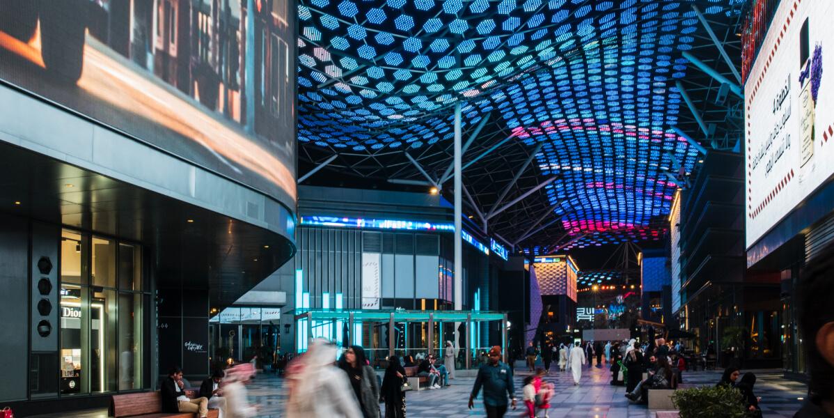 jumeirah City Walk