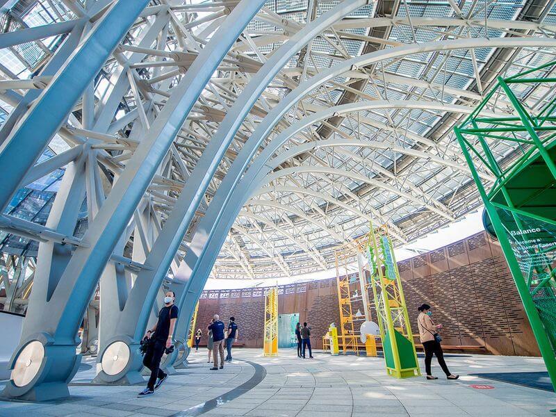 04 Terra - Time to Visit Terra  - The Sustainability Pavilion at Dubai Expo 2020
